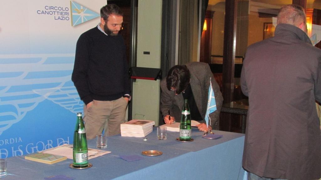 Kollesis editrice-presentazione-libro-fulvio-bernardini-circolo-canottieri-lazio-25