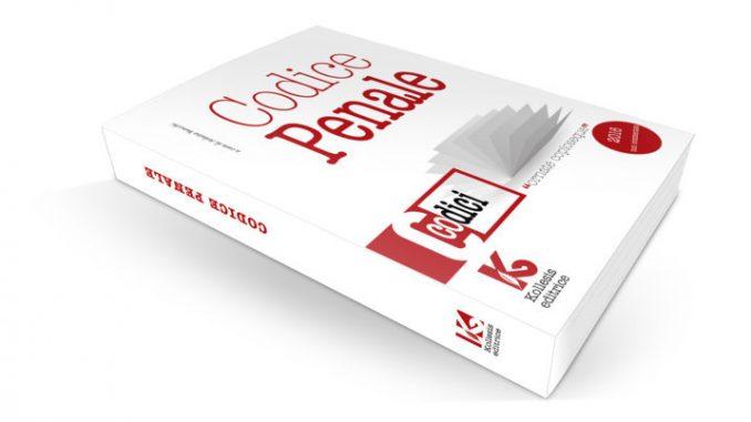 kollesis editrice codice penale