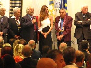 Rotary Club celebra il settimo scudetto del Bologna